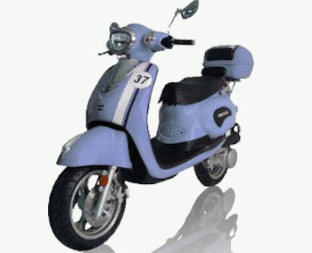 Diamo scooter - The Classic 50cc