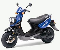 Do you know where your nearest gas scooter dealer is located?