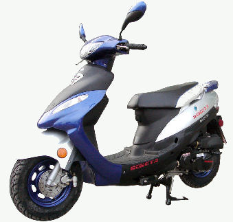 Buy Gas Scooter Used Or Get A Motor Scooter New Which Is