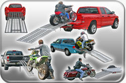 DiscountRamps.com offers tons of different motor scooter ramps