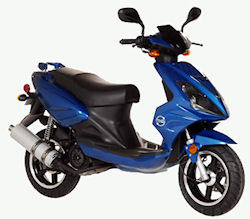 We have tons of motor scooter reviews for your browsing pleasure!