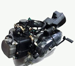 Scooter engine size varies from 49cc to more than 650cc