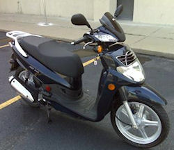 Browse our SYM scooter reviews for the truth about SYM motor scooters