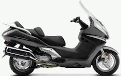 touring scooter-Honda SilverWing