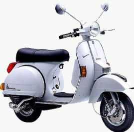 Motor Scooters Review on Vespa Scooter Reviews Of Vespa Scooters