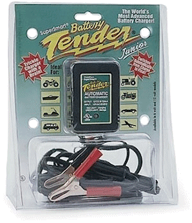 Battery Tender Junior in package