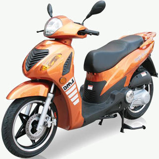 BMS Pathfinder 200 Scooter picture