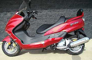 Diamo Turista 300cc scooter
