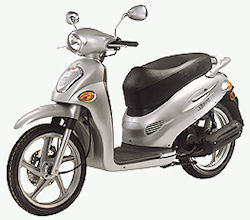picture of Kymco People 150