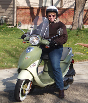 Motor Scooters Guide is here to help all motor scooterists!