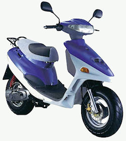 You need to know your local motorized scooter laws