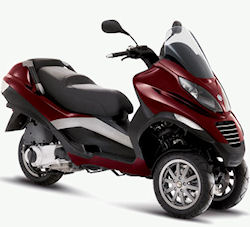 Browse our Piaggio scooters reviews to learn more about the Piaggio scooters brand
