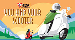 MSF offers scooter driving classes and helpful booklets