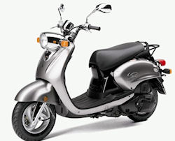 Check out our Yamaha scooter reviews