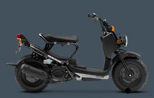Honda Ruckus 50 Scooter
