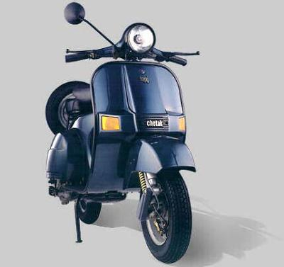 Bajaj Chetak 150 cc Scooter Review