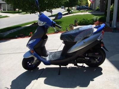 can i ride this scooter in ct without a license?