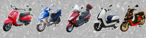 Chinese Scooter Review Banner