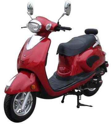 2009 TPGS-811 50cc