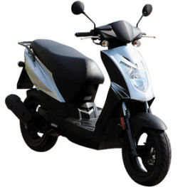 kymco agility 125 scooter review