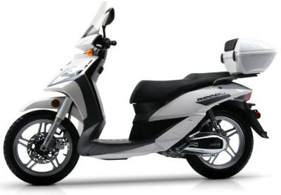 A Lance Phoenix Scooter Model