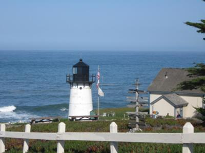 Montara Lighthouse, Montara CA.