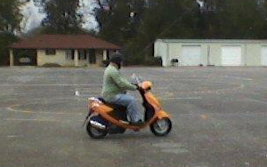 not my scoot - 2 day safety training course
