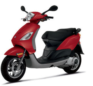 piaggio fly 150 scooter review