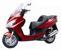 Daelim S2 125cc Scooter