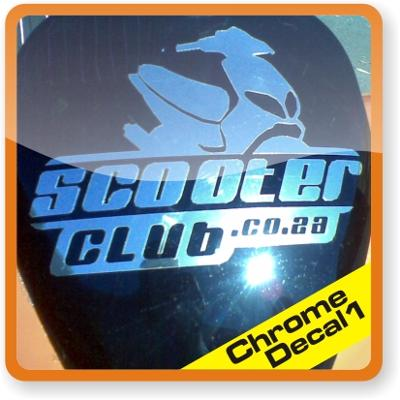 Scooter Club of Capetown South Africa