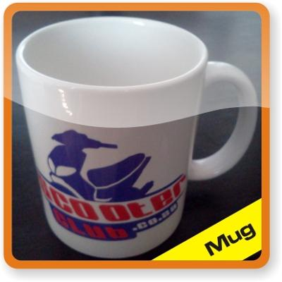 Mugs & Promotional Gear