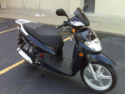 Picture of My SYM HD 200