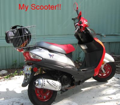 Why will my scooter not start?