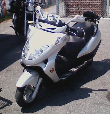 My Roketa Bali Scooter