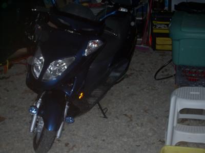 My 250 cc Viva/ Baron