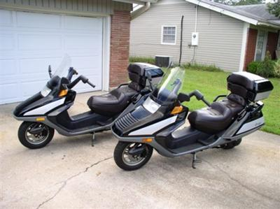 CF Moto Freedom/Fashion 250 Scooters