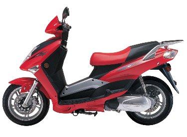 CF Moto Glory 150 EFI