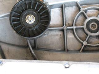 belt roller, idler pulley, or belt tensioner