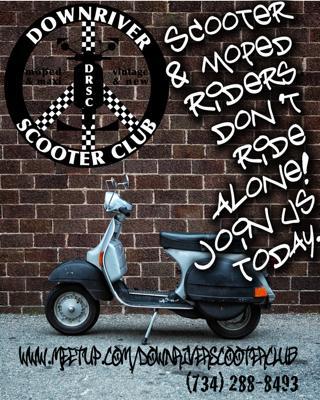 DownRiver Scooter Club