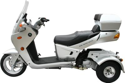 The Auto Moto Sport Scooter