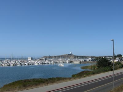 Half Moon Bay Harbor
