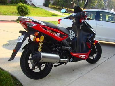 Kymco Super 8 150cc Scooter