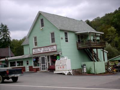 General Store on Today's Ride