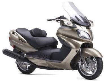 Suzuki Burgman 650 - 2008 Model