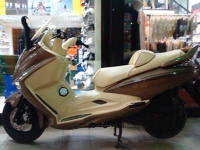 My Sym 125