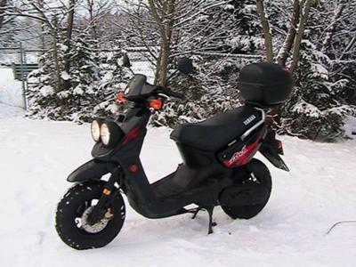 Yamaha Zuma 50cc