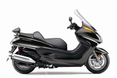 Yamaha Majesty Scooter