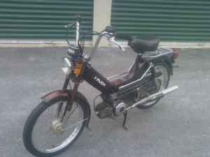 My Puch Maxi Moped